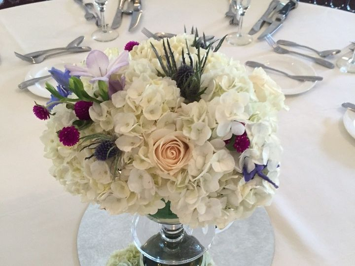 Tmx 1457450440719 Sweetheart Table Monroe wedding florist