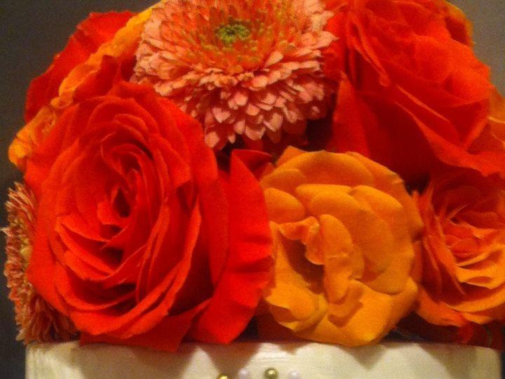 Tmx 1383926442807 Flower Cak  wedding cake