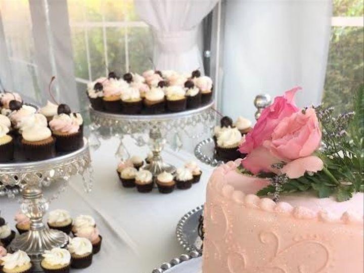 Tmx 1481134037556 Mini Cupcakes For Baptism Display3 Mainpcs Conflic  wedding cake