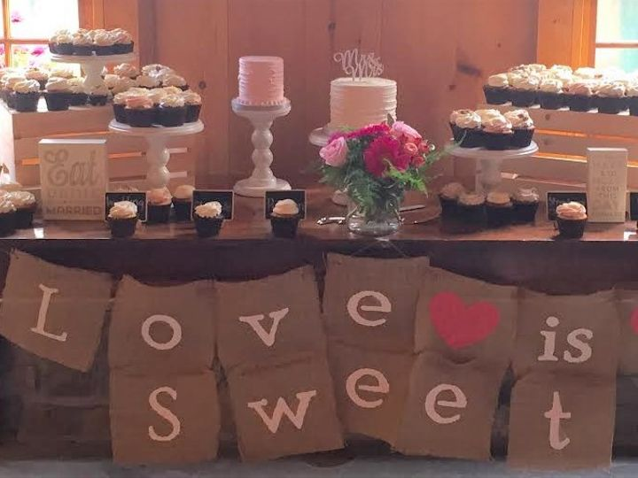 Tmx 1481134159796 Love Is Sweet Wedding Display  wedding cake