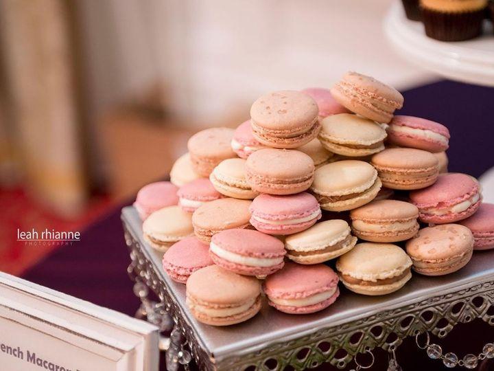 Tmx 1481134418960 Cc Wedding Display   Leah Rhianne Photography5  wedding cake