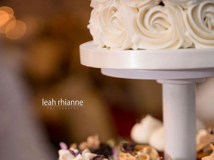 Tmx 1481134462163 Cc Wedding Display   Leah Rihanne Photography  wedding cake