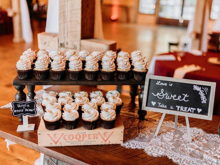 Tmx Rustic Wedding Cupcake Display Artur Kandratseyu Photography 51 365394 161540235980976  wedding cake