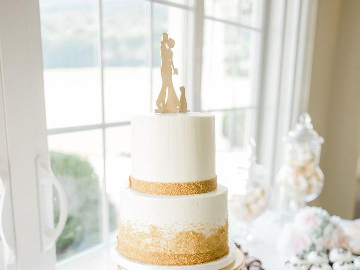 Tmx Two Tier Wedding Cake And Cupcakes Display Kira Nicole Photography 51 365394 157801454519815  wedding cake