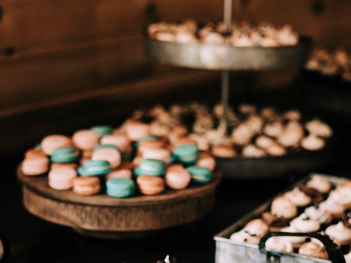 Tmx Wedding Dessert Display Rustic Industrial Stand Set Macarons Mini Cupcakes Jenny Stout Photography 51 365394 161540230529917  wedding cake