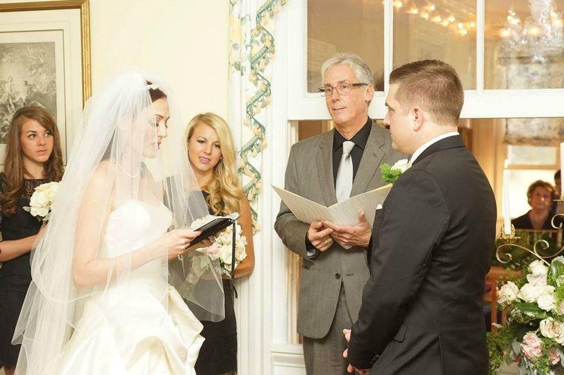 wedding officiant pix