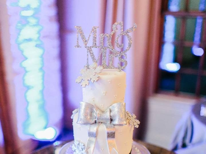 Tmx 1434427257014 108681867980152669306128472569617418095848n Warrenton, District Of Columbia wedding cake