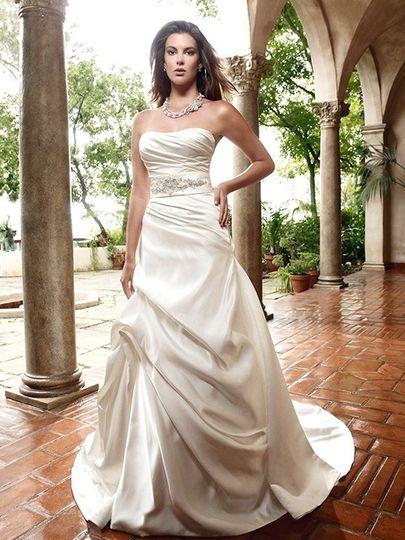 Bridals more reviews ratings wedding dress attire for Wedding dress jacksonville fl