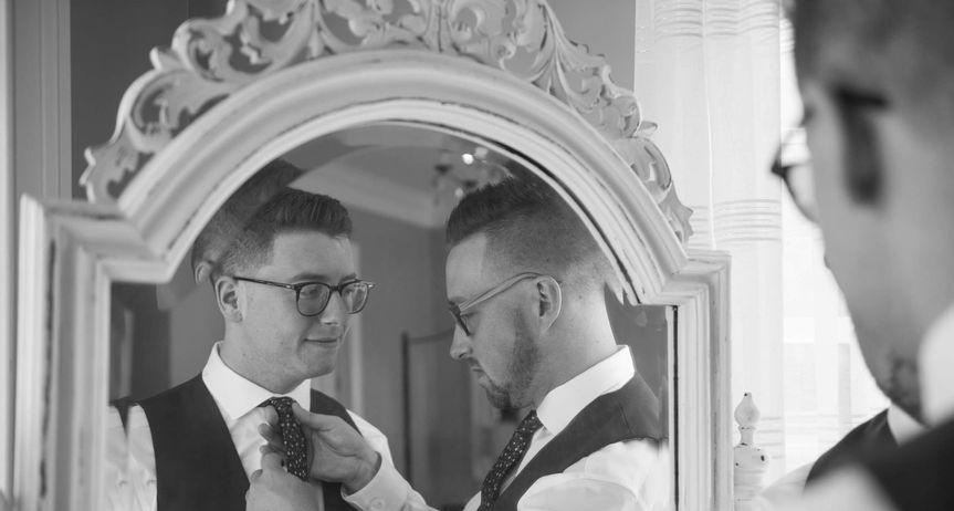 Bobby and Luke Mirror