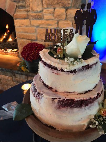 Bobby Luke Cake
