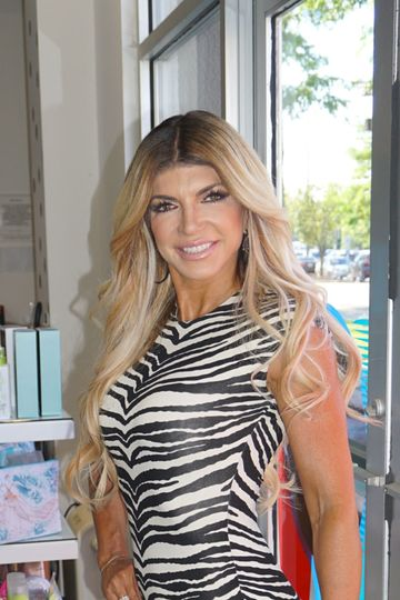 Teresa from The Real Housewives of New Jersey