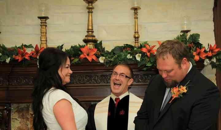 Rev. Tony Weddings