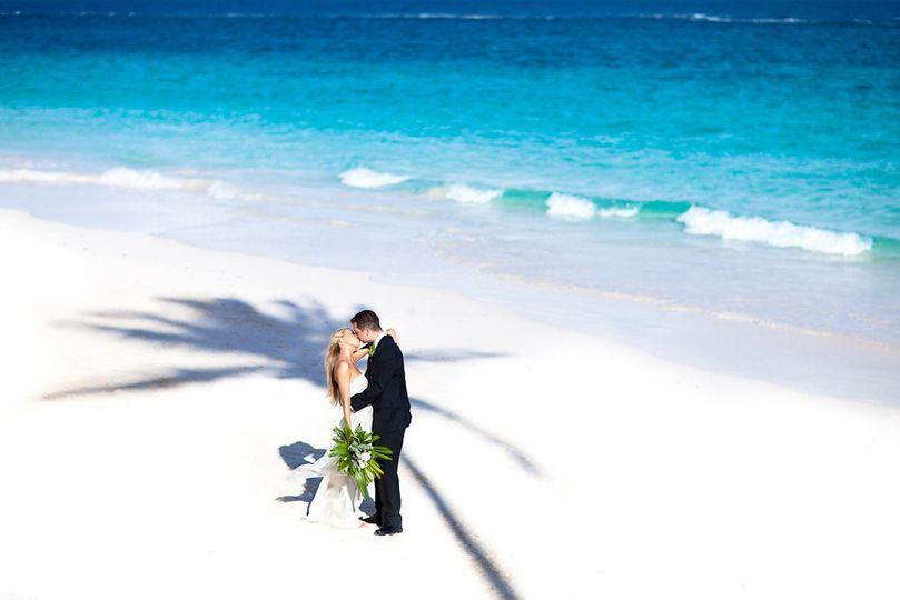 Bermuda Bride