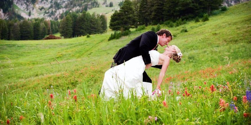bridger bowl wedding bozeman mt 8 1448429666