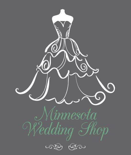 minnesota wedding shop logo