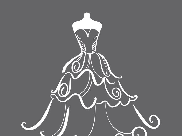 Tmx 1401463172011 Minnesota Wedding Shop Logo New Ulm wedding dress