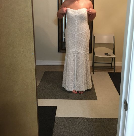 Before the fitting