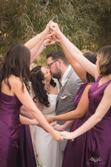 unique wedding photos las vegas