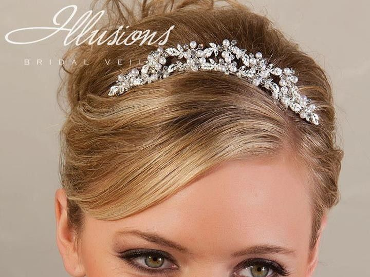 Tmx 1467175701034 Headpiece Fruita wedding dress