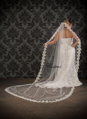 Tmx 1467176269549 Floor Length Bridal Veil Fruita wedding dress