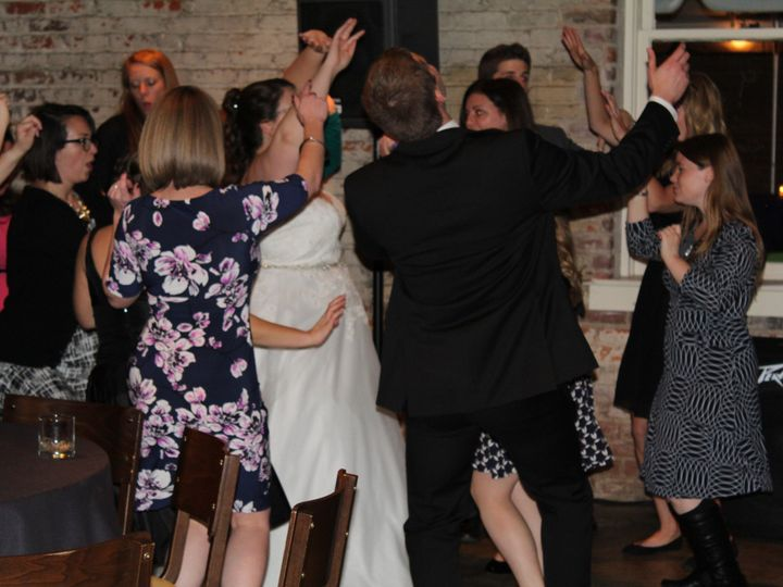 Tmx 1480361109971 Dancemontage 11 Raleigh, North Carolina wedding dj