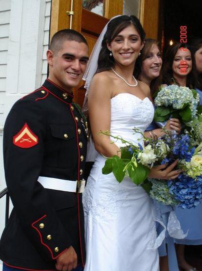 August 2, 2008 Wedding
