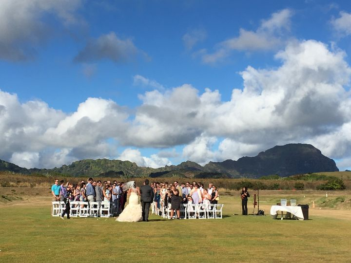 mauka ceremony site