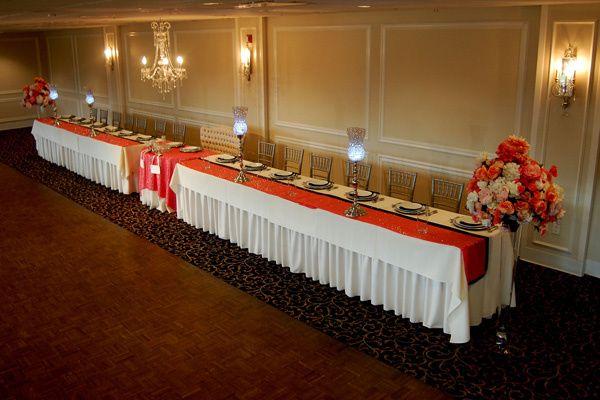 Regal Head Table
