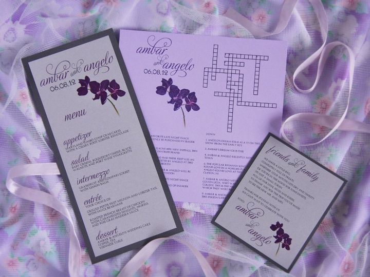 Tmx 1355503708719 Ambarangelowdset Allendale wedding invitation