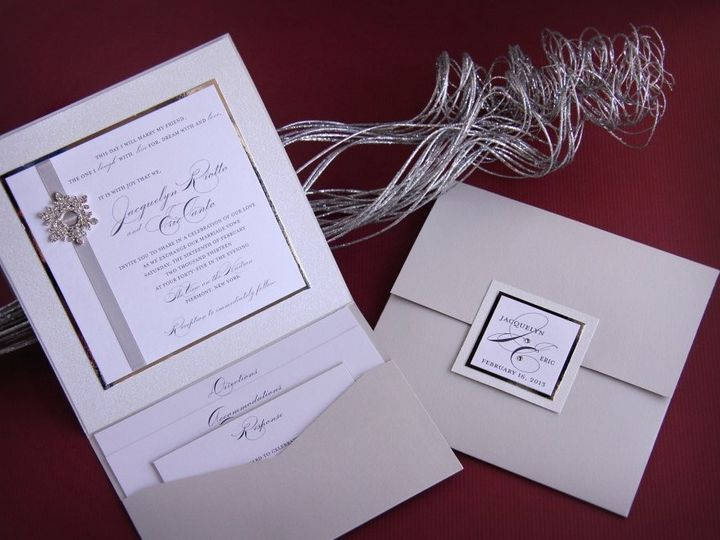 Tmx 1418396309068 Jacquiericinvite Allendale wedding invitation