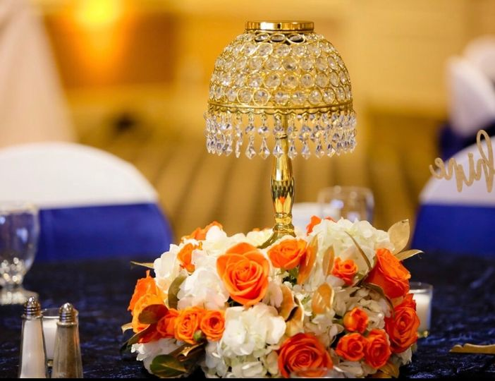 Table Lamp Centerpieces
