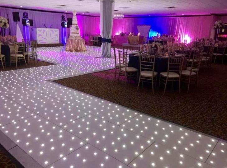 LED Dance Floor