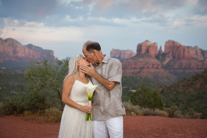 Sedona Red Rock Wedding