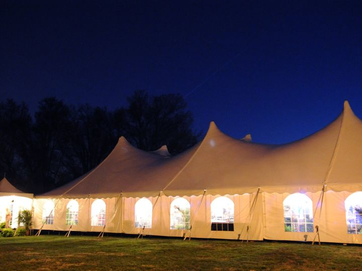 Tmx 1447960532466 60x100 Tent And Marquee At Night Charlotte, North Carolina wedding rental
