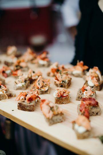 Finger food | Savanah Loftus Photography