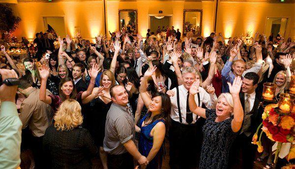 Our Hot DJ's Keep the dance floor full.