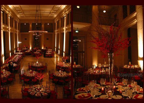 With our Up-Lighting packages, we can turn you basic room and turn it into a Classy Wedding.