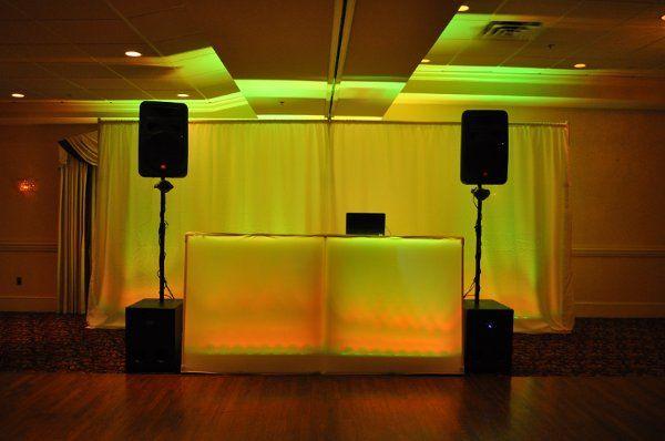 LED Backdrops