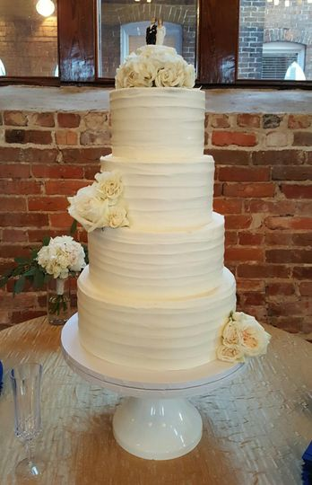 cake design by tammy hodge wedding cake north carolina wilmington