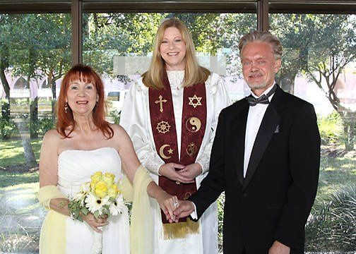 Tmx 1353526821506 LindaandRobCamp112012 Spring, Texas wedding officiant