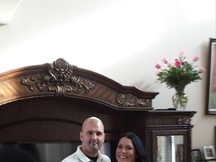 Tmx 1496018764447 Dan And Tiffany Foli Spring, Texas wedding officiant