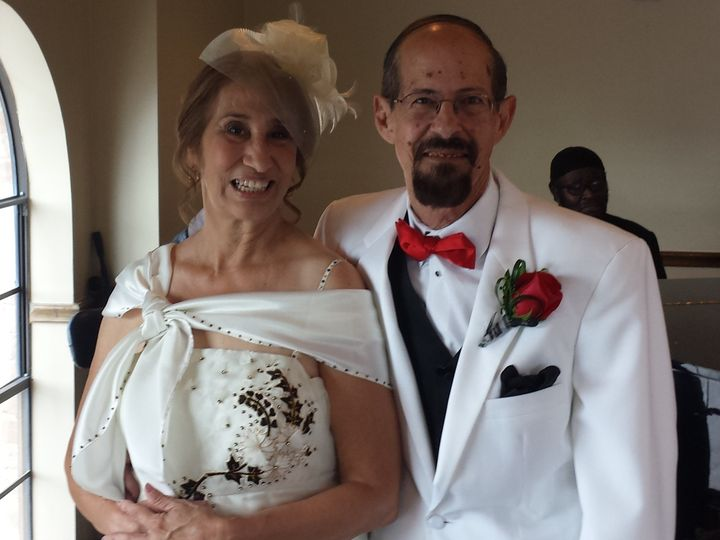 Tmx 1496018862740 Esther Cowart And Ray Pettibon 09062014 Spring, Texas wedding officiant
