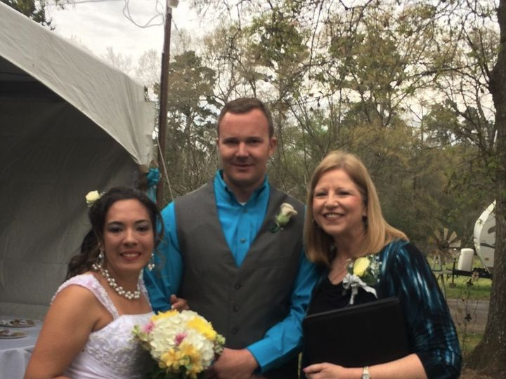 Tmx 1496019504922 Sherman Wedding 03042017 Spring, Texas wedding officiant