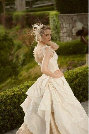 Tmx 1374676182268 Custom Wedding Dress Keturah 2 Charlotte, NC wedding dress