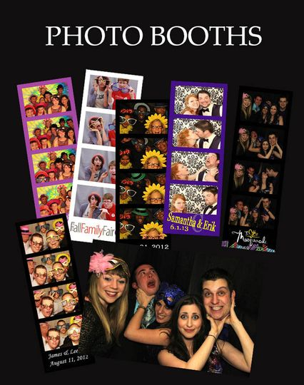 #photo booths