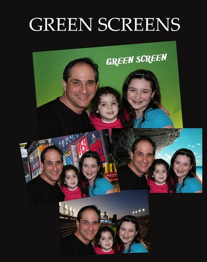 #green screens