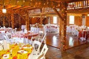 Andy & Sunday's Wedding Barn