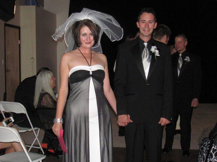 Newlyweds, Lynn and Kale Wasmuth