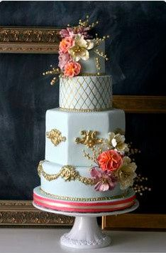 gold cake 3