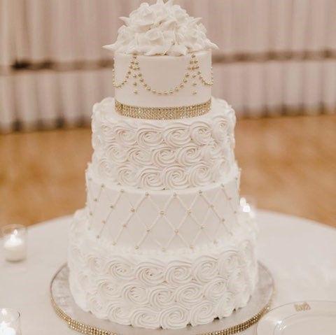 Simple, classic cake